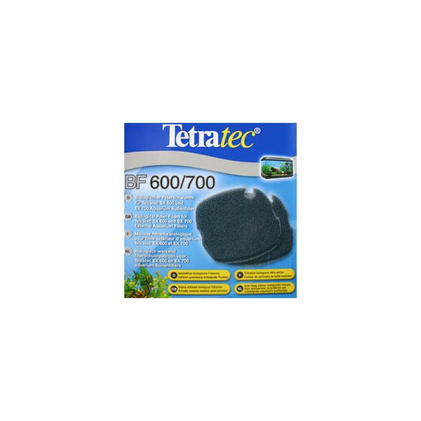TetraTec Filtersvamp BF 400/600/700
