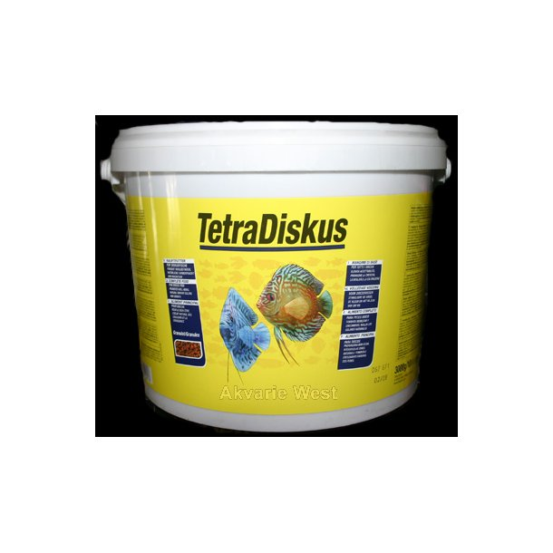 Tetra Diskus granulat 10 liter
