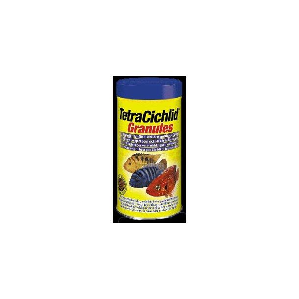 Tetra Cichlid Granulat 500 ml.