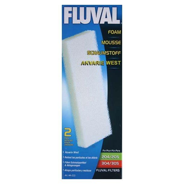 Filtersvamp til Fluval 204/206/205/304/305