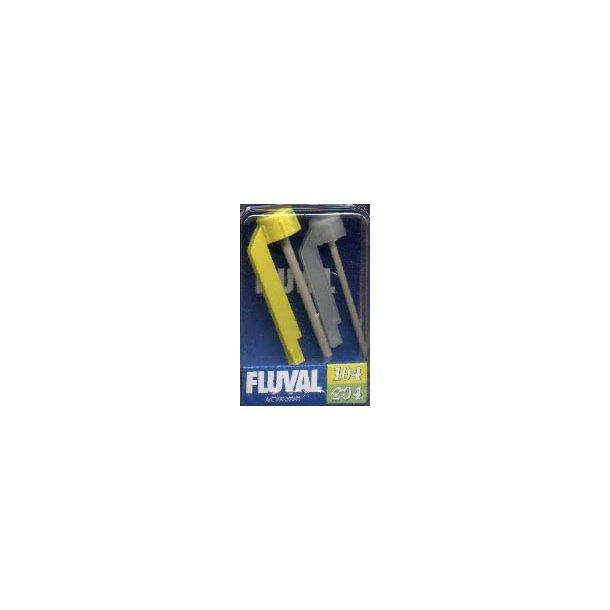 Keramikaksel til Fluval 104/204/105/205