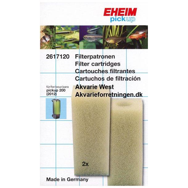 Filtersvamp til 2012 (2 stk.)