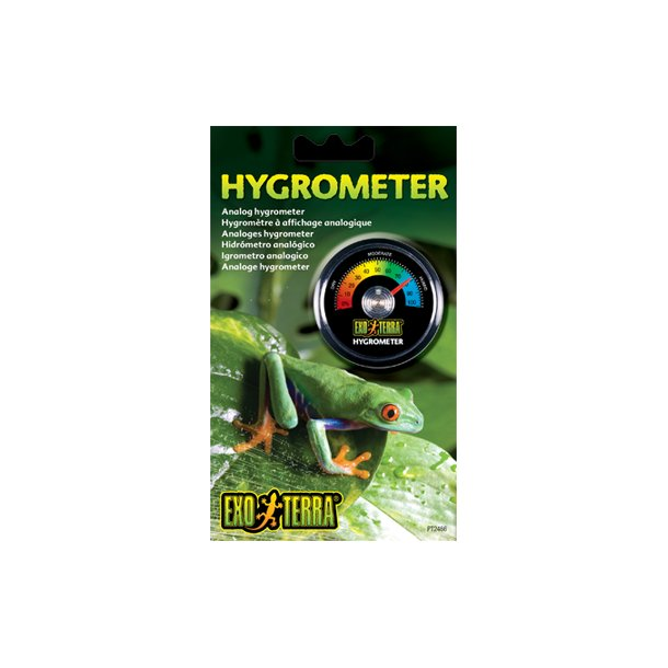 Exo Terra Reptil Hygrometer