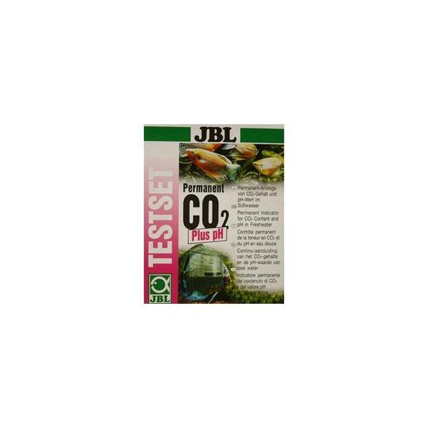 JBL CO2 permanent test