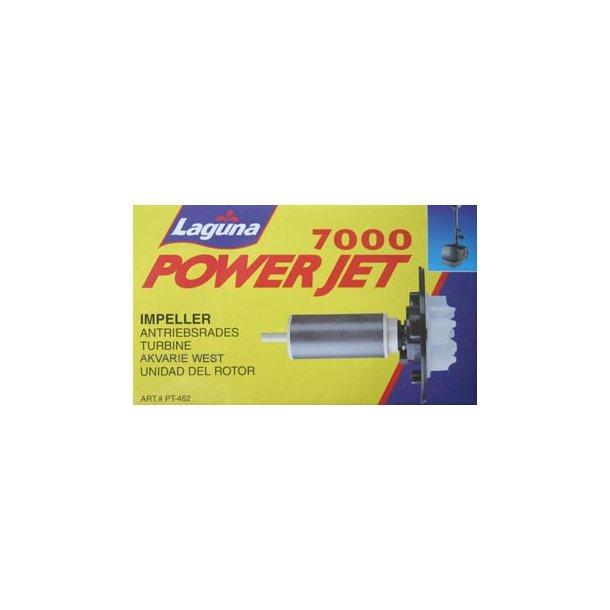 Rotor til Laguna PowerJet 7000