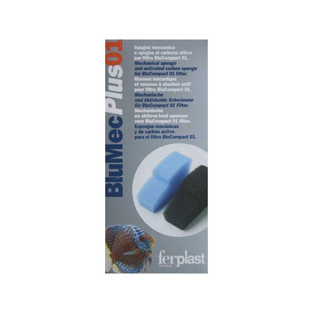 BluMecPlus01 filtersvampe