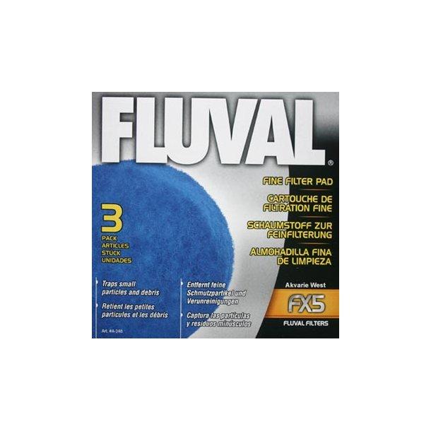 Filtersvamp til Fluval FX4/FX5/FX6 fin