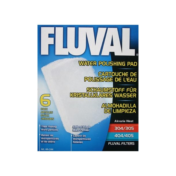 Filtervatskive til Fluval 304/305/404/405
