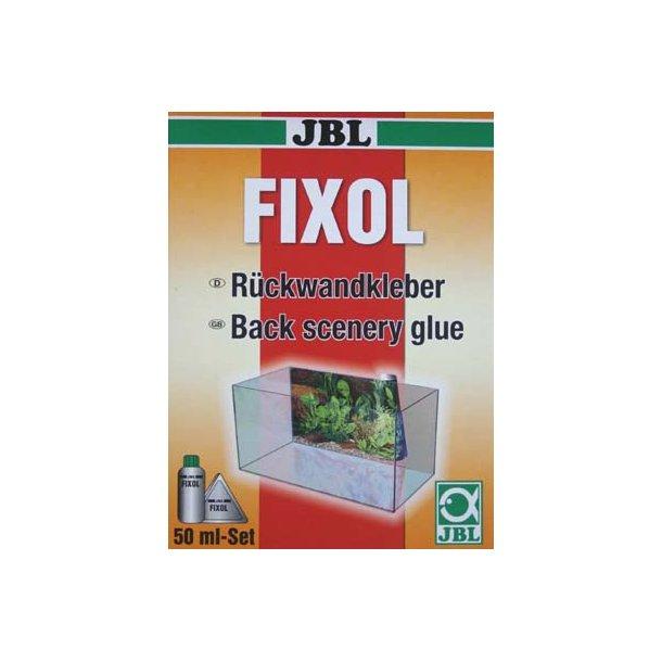 JBL Fixol, Folieklæbesæt 50 ml.