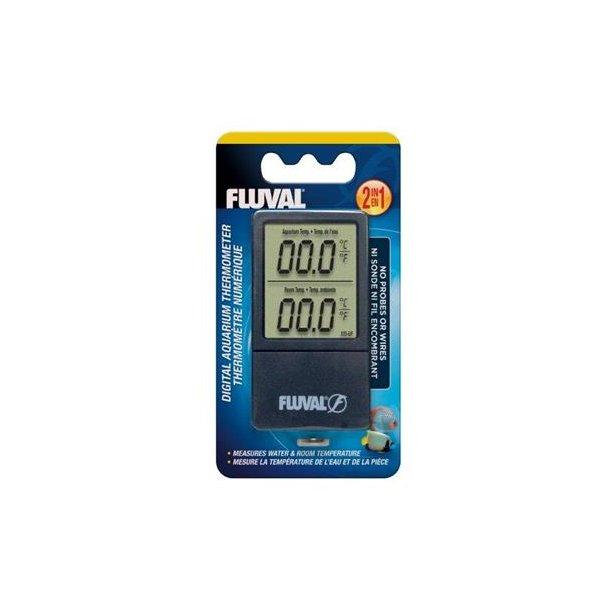 Fluval 2in1 digital termometer.