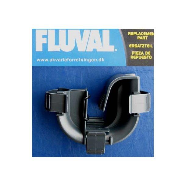 Slangeskål med klips til Fluval FX4/FX5 og FX6