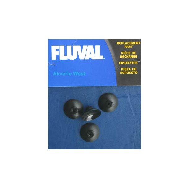 Sugekop til Fluval FX5 og FX6 (4 stk)