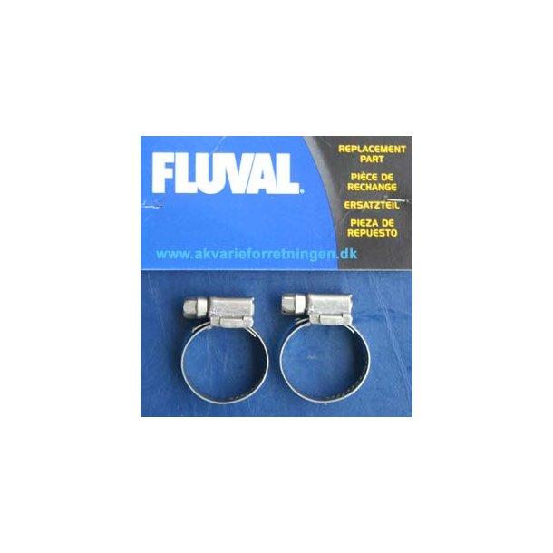 Spændebånd til Fluval FX5 og FX6 (2 stk)