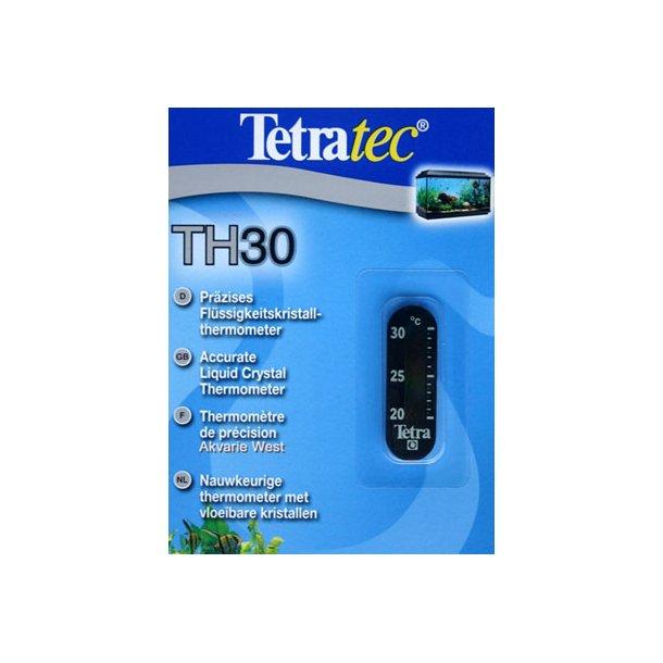 Termometer til at klæbe på ruden TetraTec35
