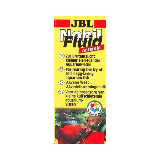 JBL NobilFluid Artemia 50ml.