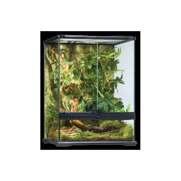 Exo-Terra Terrarium 45x45x60 cm.