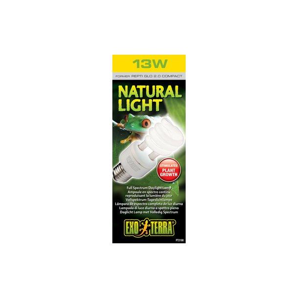 Exo-Terra Reptil Natural Light 13W