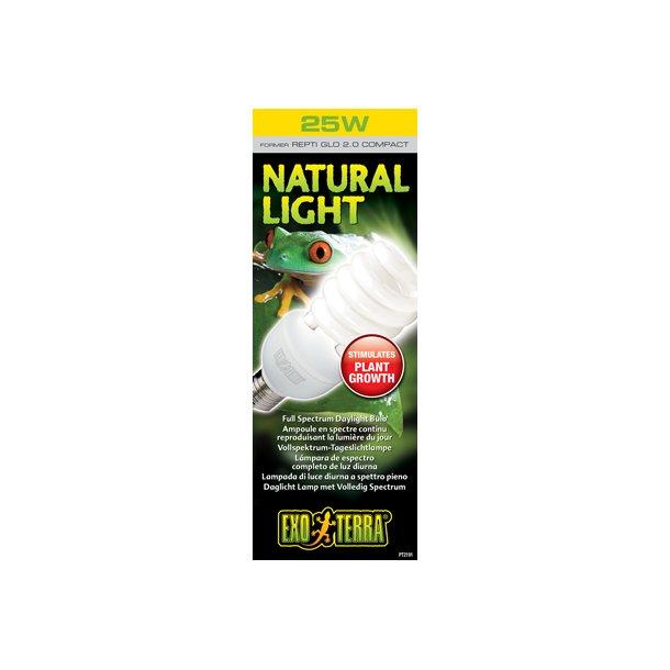 Exo-Terra Reptil Natural Light 26W