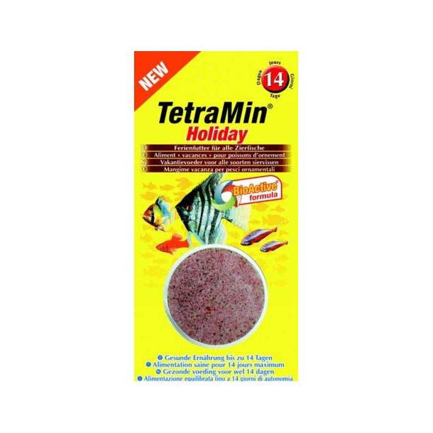 Tetra Min Holiday 30 g.