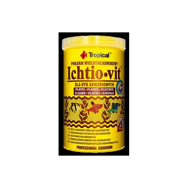 Tropical Ichtio-vit 1 liter.