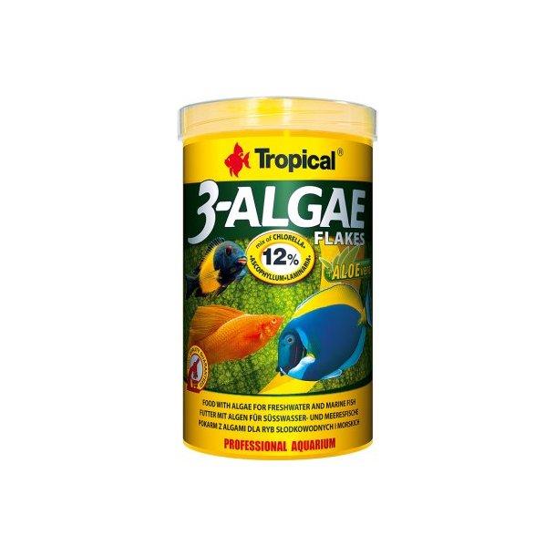 Tropical 3-algae 1000 ml./200 g.