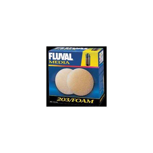 Filtersvamp til Fluval 203