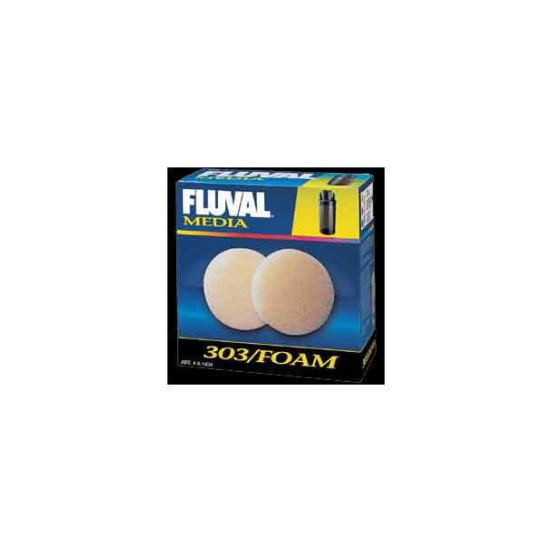 Filtersvamp til Fluval 303