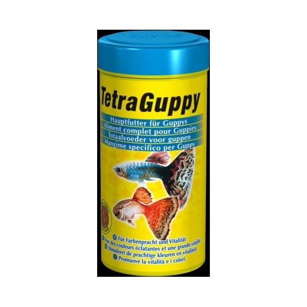 Tetra Guppy 250 ml.