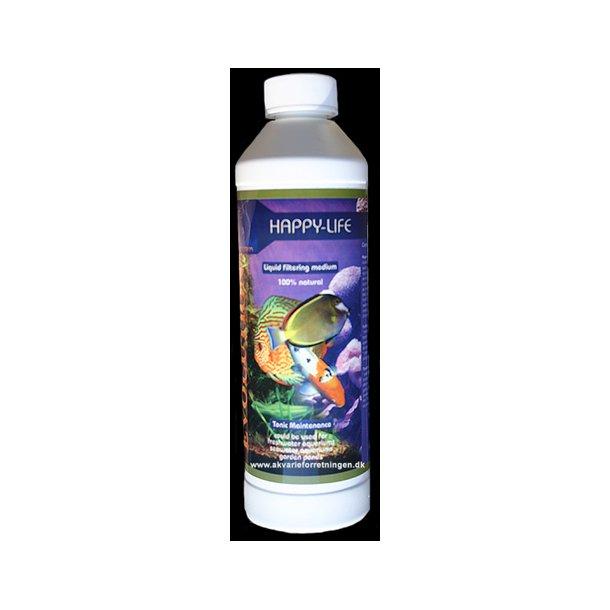 Happy-Life flüssiges Filtermedium 500 ml.