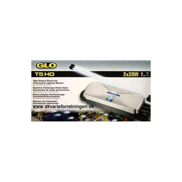 GLO T5 HO 2x24W udbygningssæt