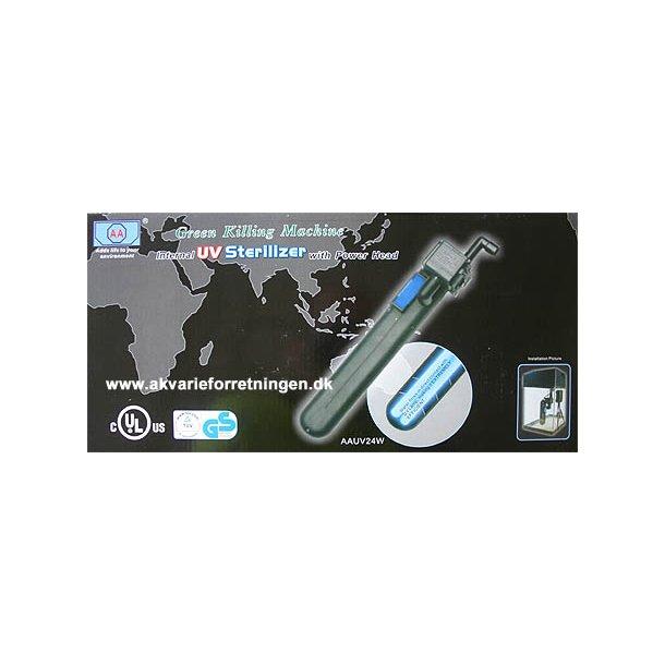Green Killing Machine - Intern UV filter (24W)
