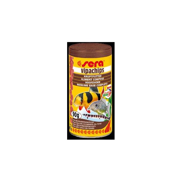 Sera Vipachips 250 ml.