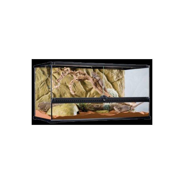 Exo-Terra Terrarium 90x45x45 cm.