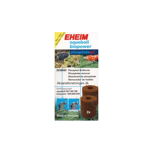 Eheim Phosphate Out til AquaBall & Biopower