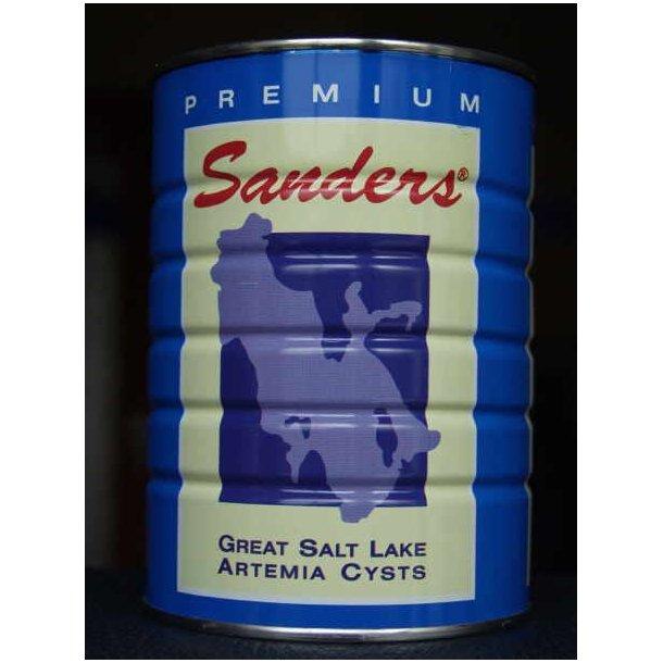 Sanders Artemia 425 g. (blå dåse, 90%)