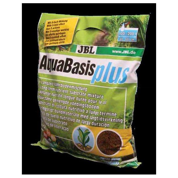 JBL AquaBasis Plus 5 liter bundlagsgødning