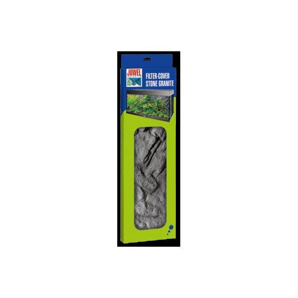 JUWEL Filtercover Stone Granite 555x186/555x157mm.
