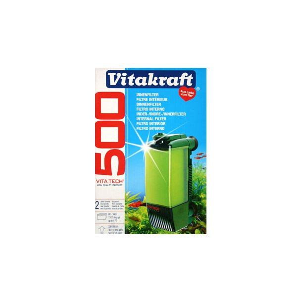 Vita Tech 500 - RESERVEDELE