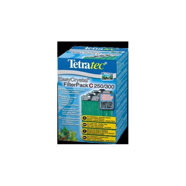 Tetratec EasyCrystal FilterPack 250/300 med kul