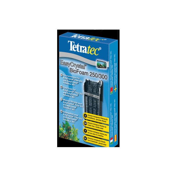 Tetratec EasyCrystal BioFoam 250/300