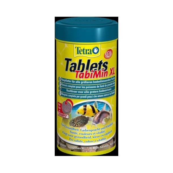 Tetra Tablets TabiMin XL 250 ml. (133 tab. 135g)