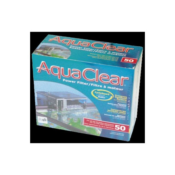 AquaClear Hængefilter 50