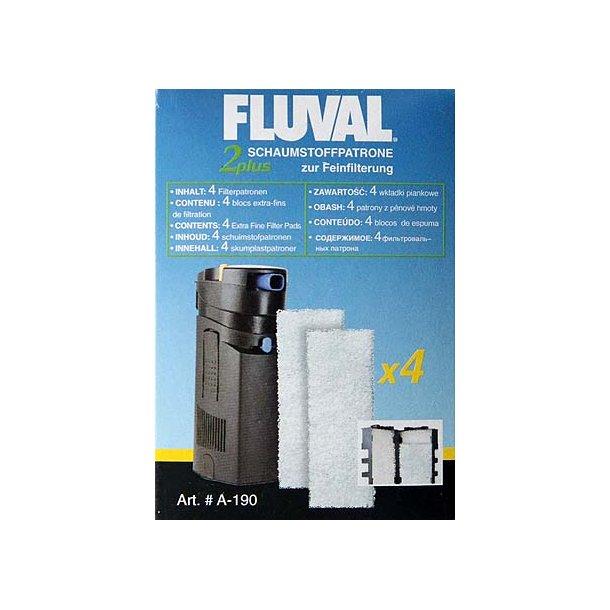 Filtersvamp til Fluval 2plus FIN