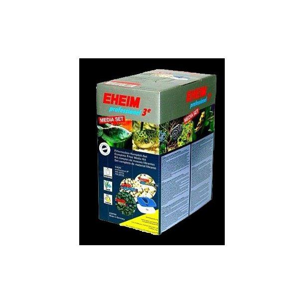 Filtermaterialesæt til Eheim 2076 og 2078