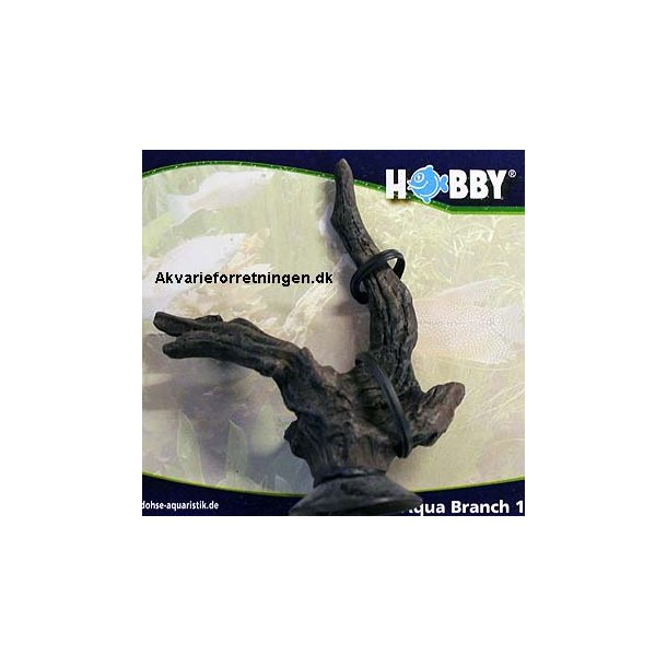 Hobby Aqua Branch 1 Kunstig trærod med sugekop
