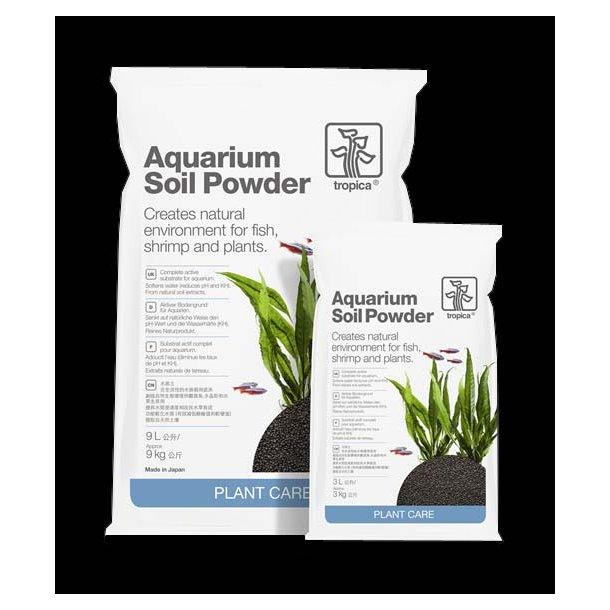 Tropica Aquarium Soil Powder 9 liter