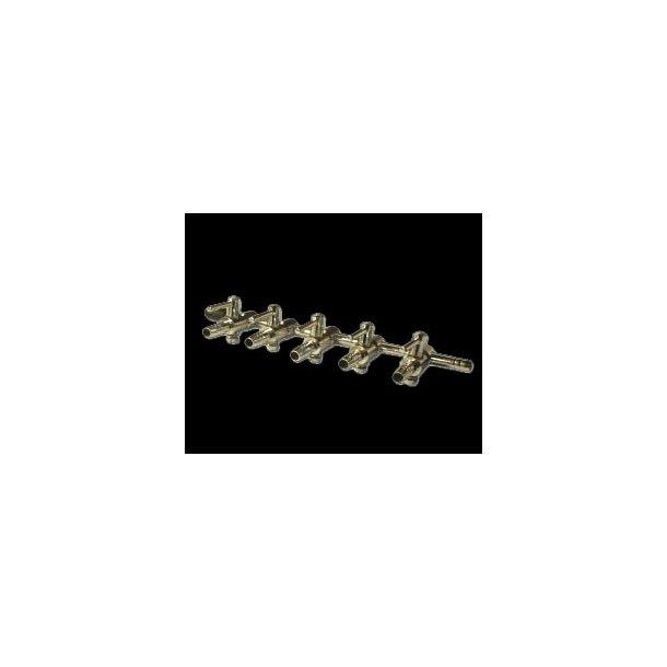 Metallufthaner (5 udgange)