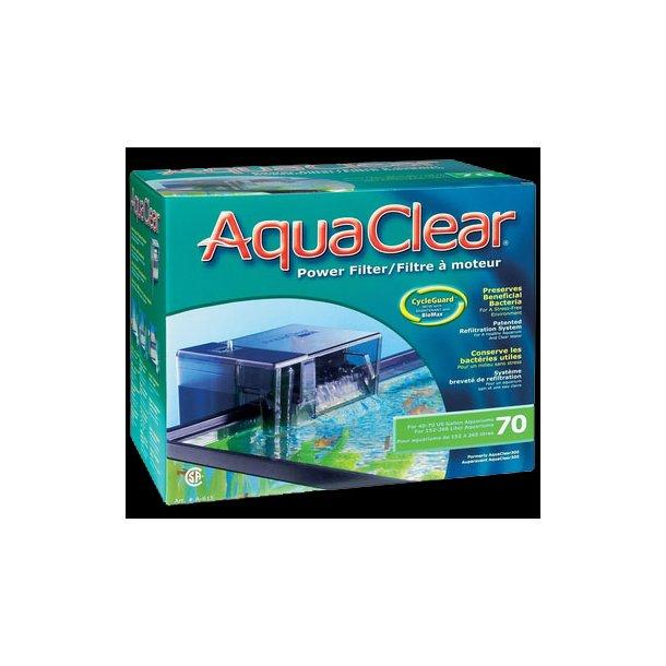 AquaClear Hængefilter 70