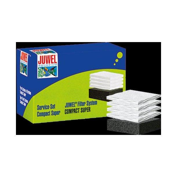 JUWEL Compact super Service-Set  5x10 cm.