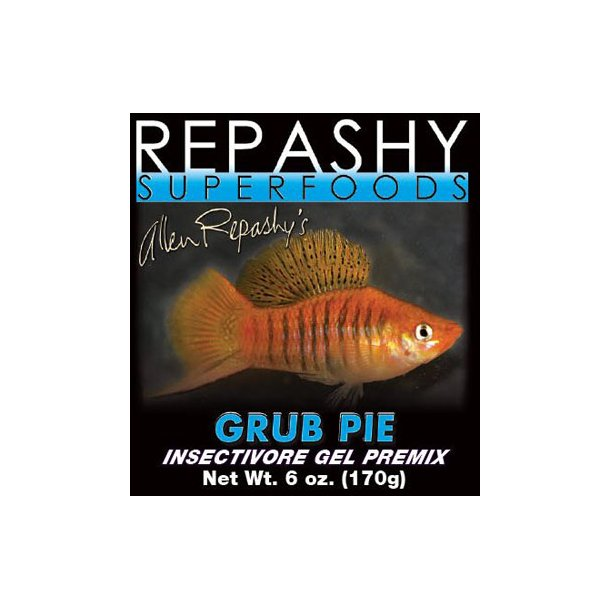 Grub Pie Fish 340 g.